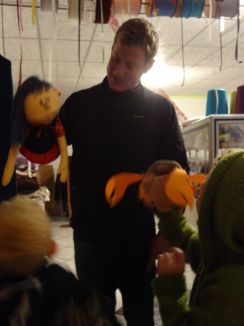 Bo's Puppetry