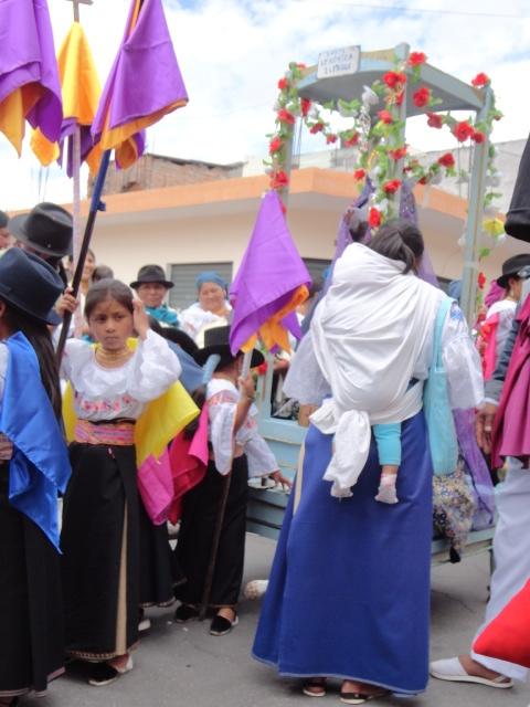 Standard Ecuadorian Baby Carrier