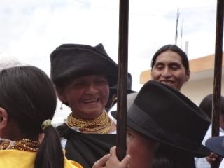 Smiling Woman, Good Friday