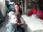 Breakfast at the mercado
