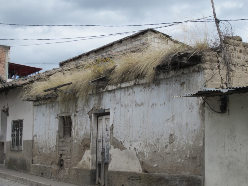 old house is small village