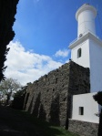 The old lighthouse, Colonia Uruguay